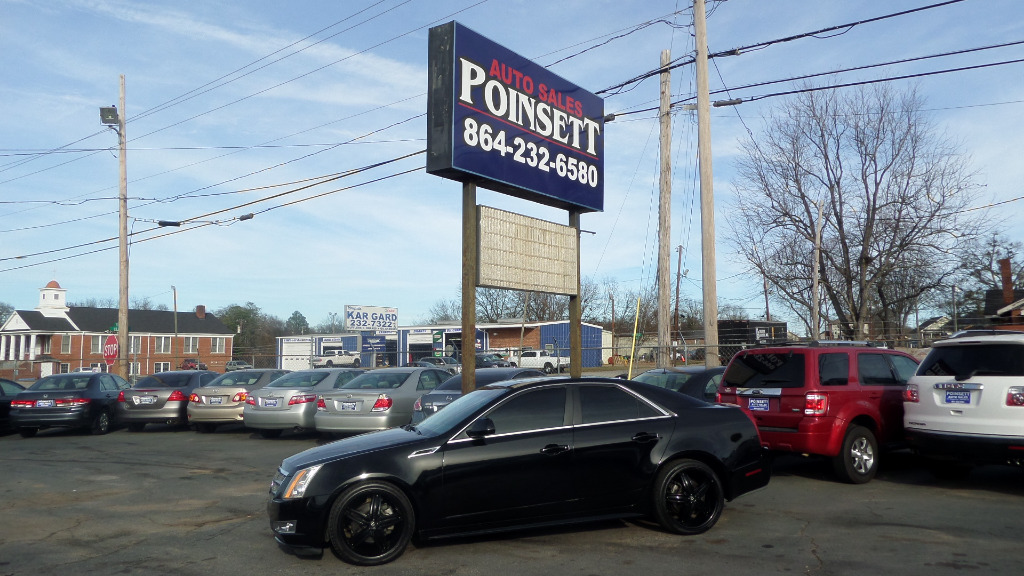 Home | Poinsett Auto Sales | Used Cars For Sale - Greenville, SC